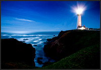 Pigeon Point Lighthouse, Pascadero, Hwy1 CA