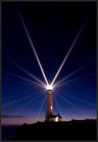 Pigeon Point - Annual Fresnel Lighting